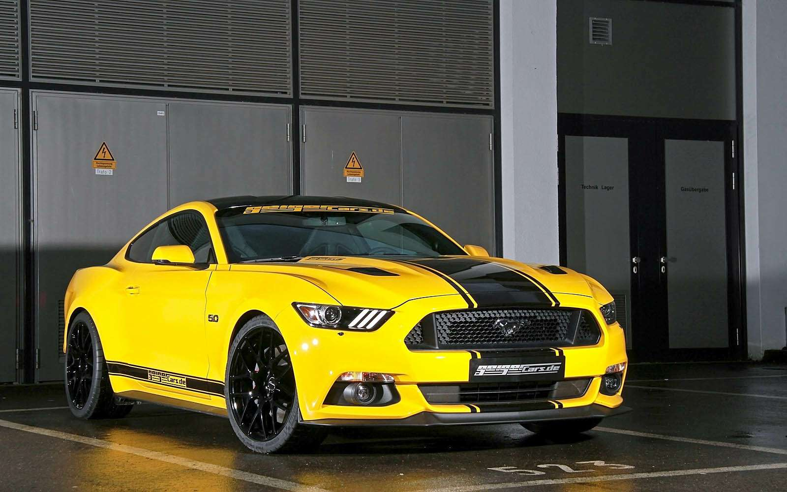 Ford Mustang GTотGeigerCars