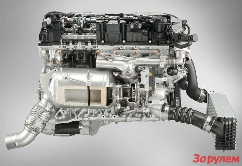 bmw6cylinder diesel engine
