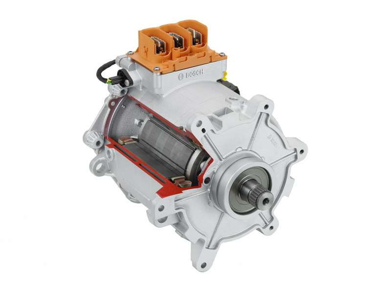 BOSCH electric engine