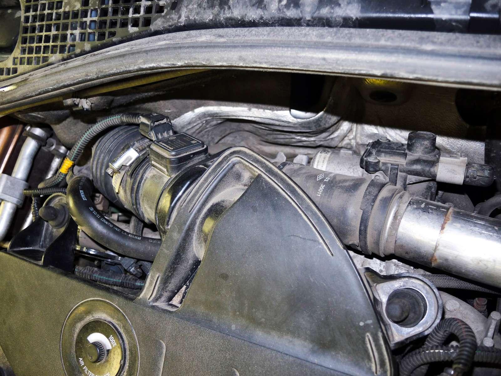 Renault Duster изпарка ЗР: навторой круг— фото 598361