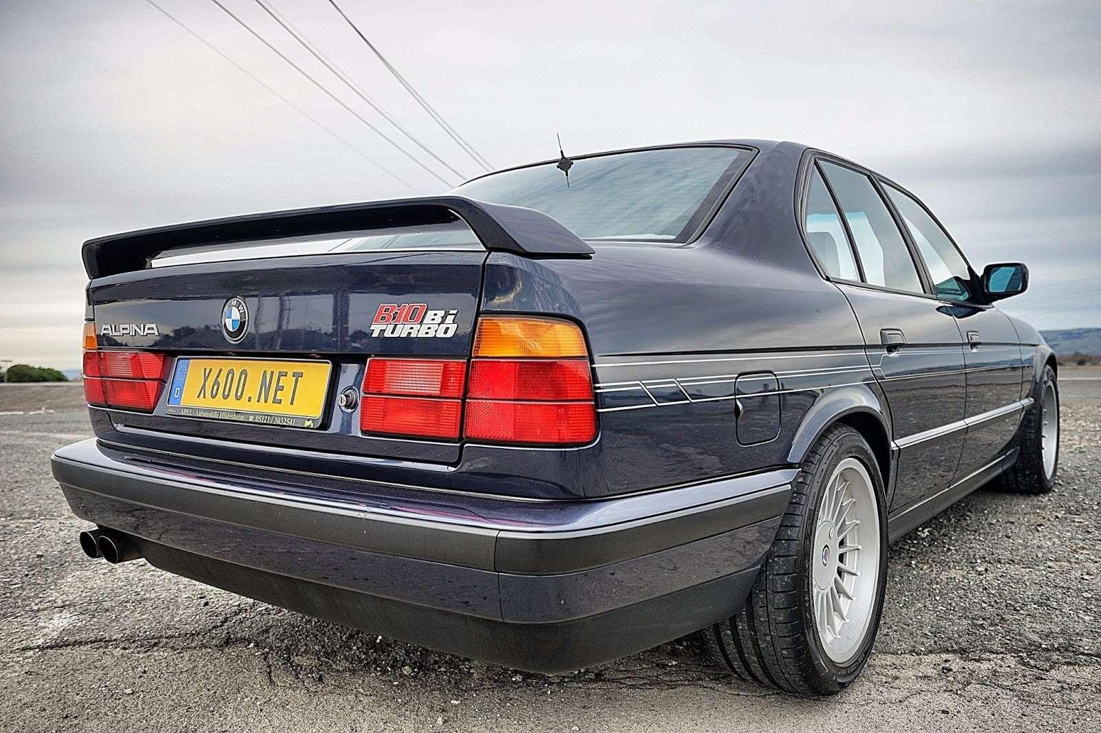 Легенда недорого: уникальная старая «пятерка» BMW выставлена напродажу— фото 695537