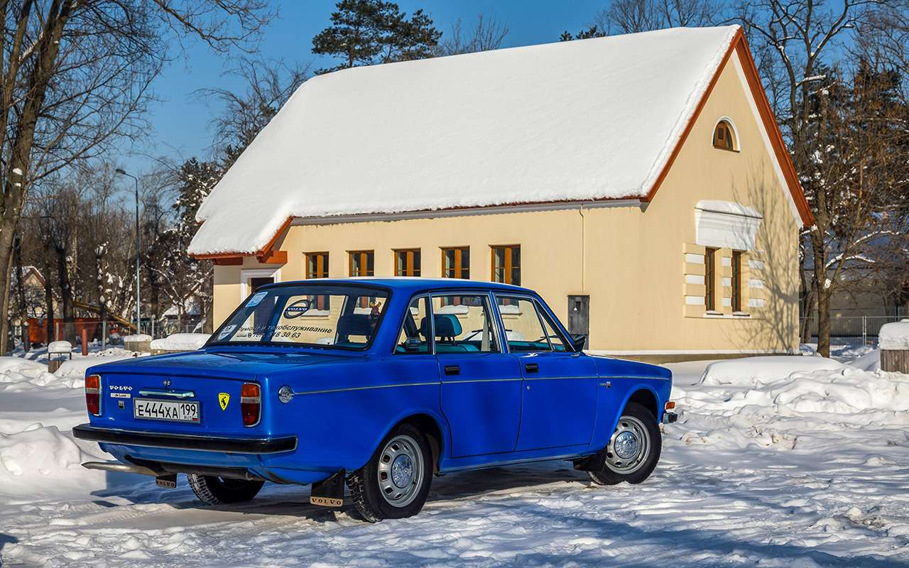 Советские автомобили против иномарок— супертест кюбилею— фото 858366