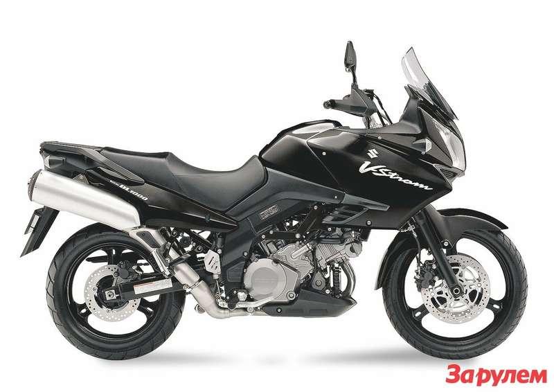 2009-Suzuki-VStrom1000