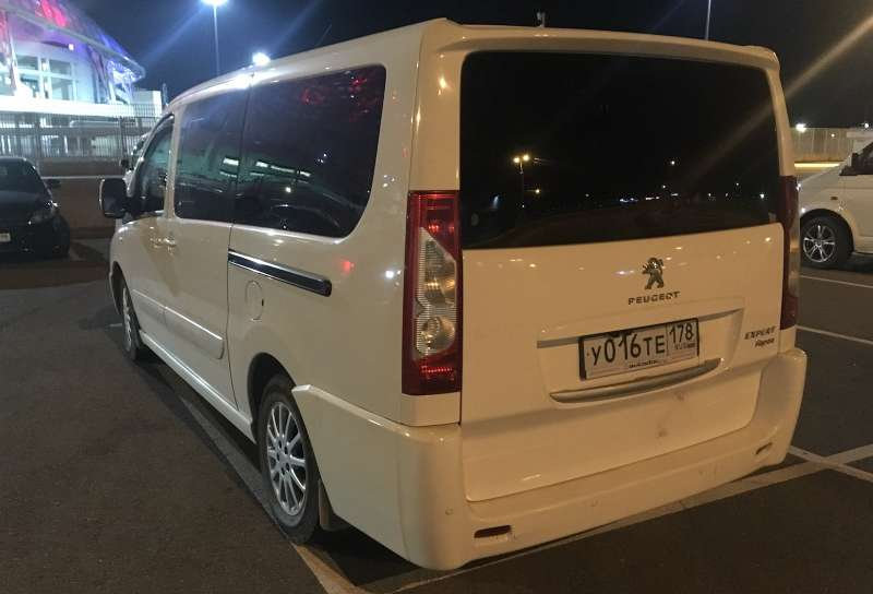 Peugeot Traveller VIP Business: сообразим насемерых?
