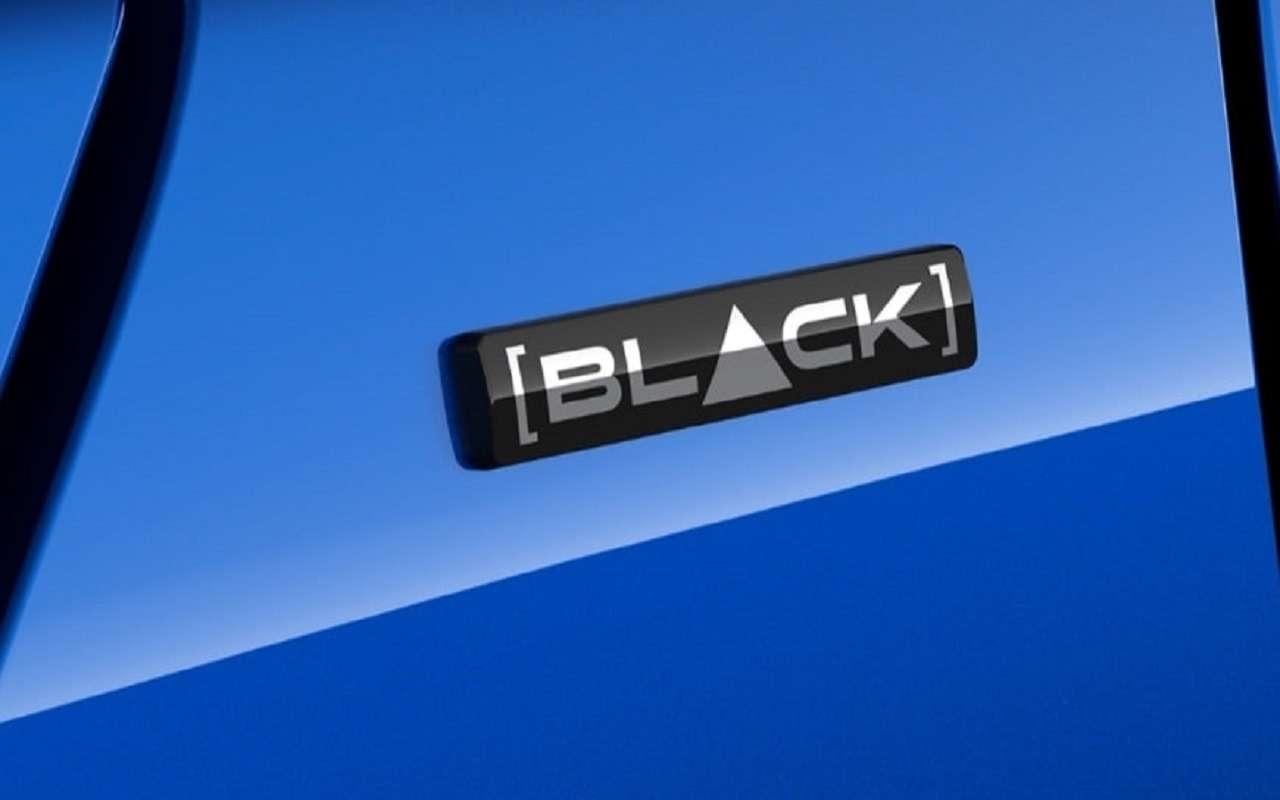 Lada 4x4 Urban Black: фото ивсе расцветки— фото 1195226