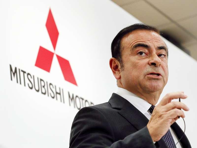Mitsubishi уволила Карлоса Гона