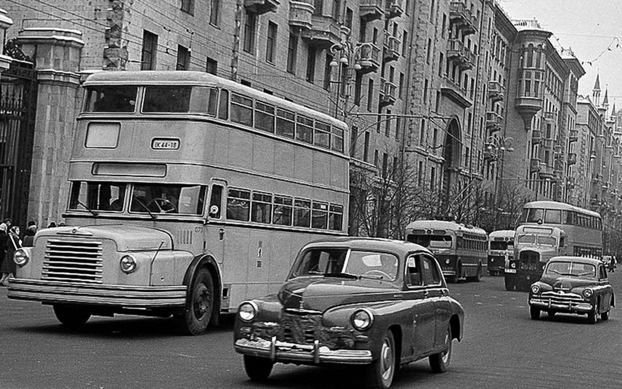Грузовики иавтобусы изГДР— они возили весь Союз— фото 1210056