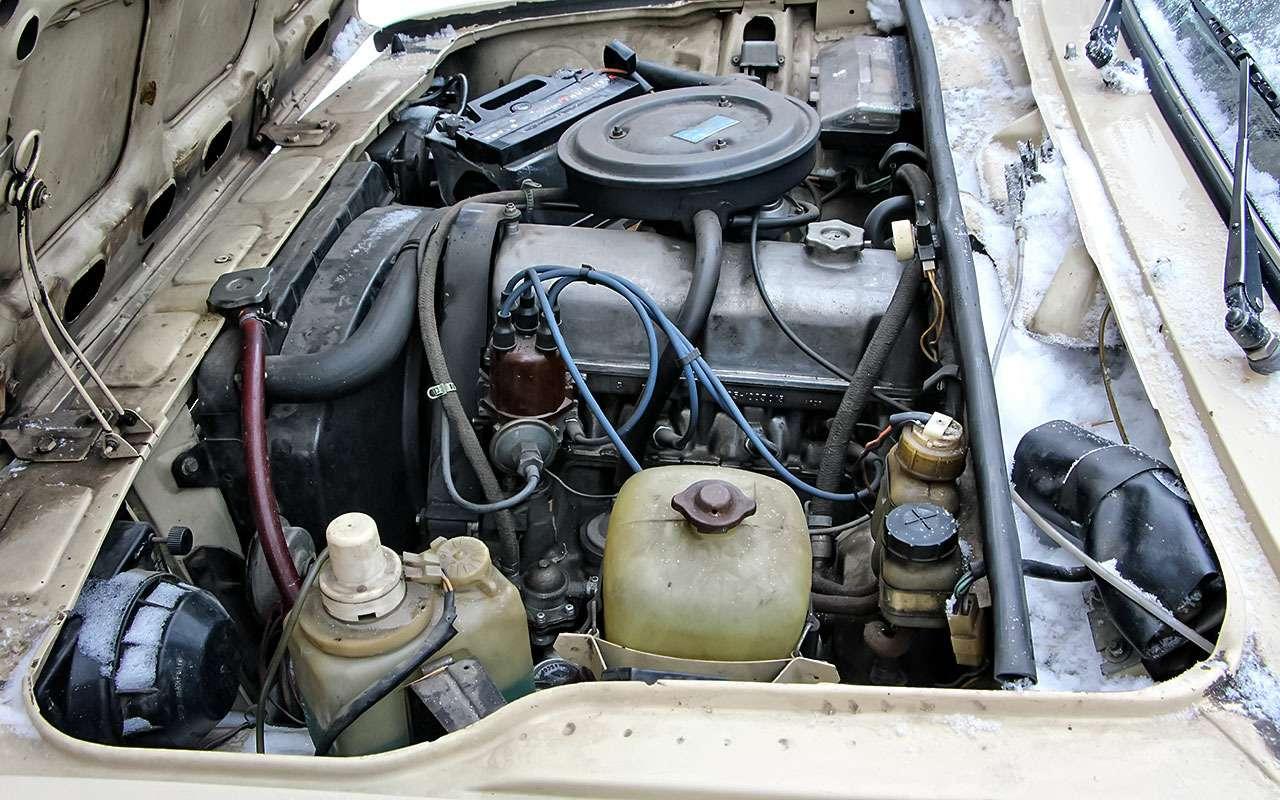 Двигатель ВАЗ 2105