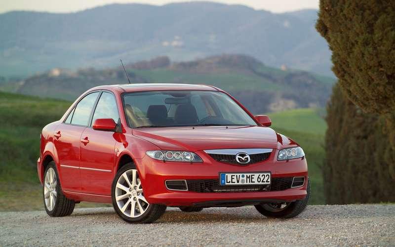 Mazda отзывает вРоссии более 20тысяч автомобилей