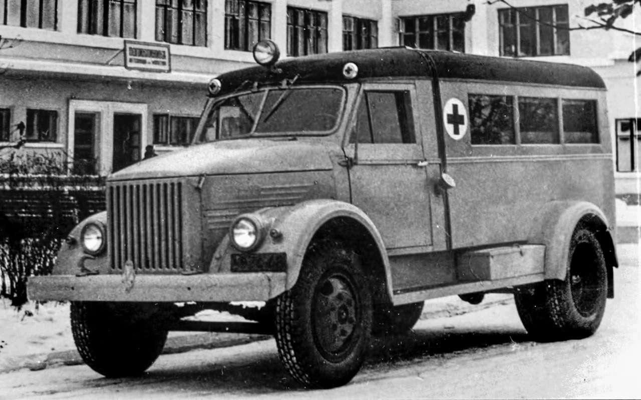 Свой парень: ретротест грузовика  ГАЗ-51— фото 845829