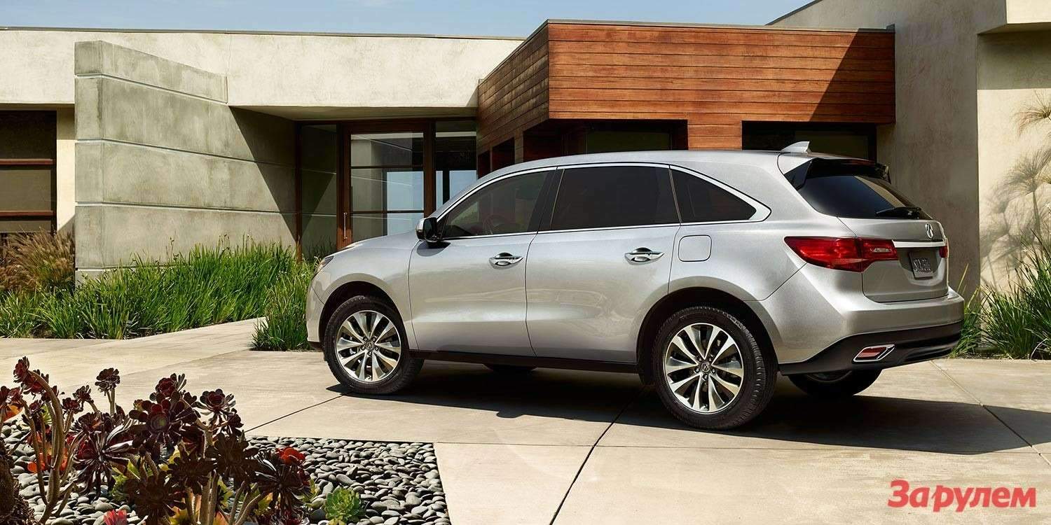 2014mdx exterior with technology package insilver moon modern home 8
