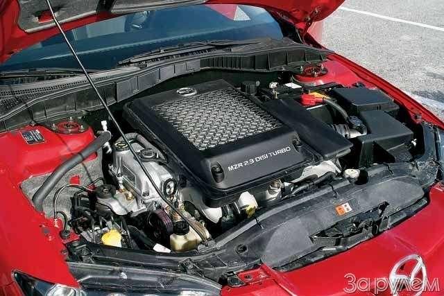 Mazda 6MPS Искусство единения— фото 63572