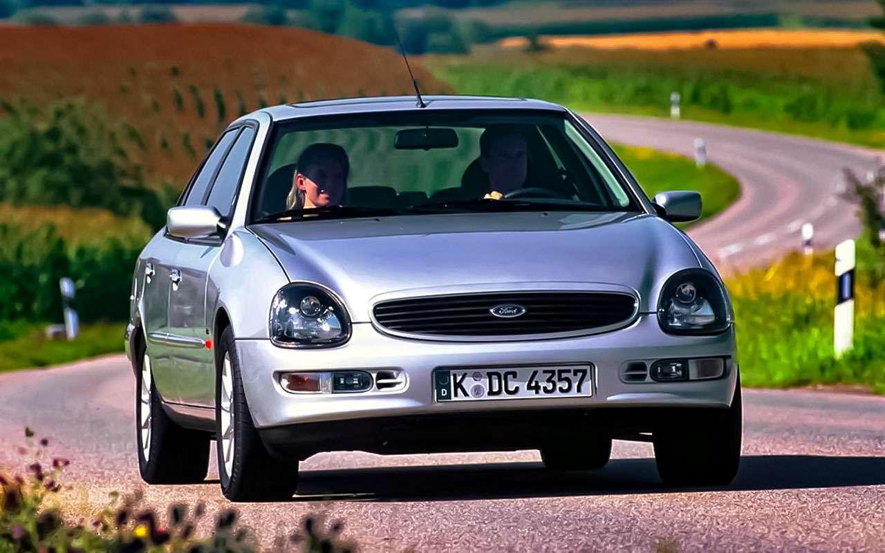13самых некрасивых автомобилей последних 25лет— фото 776806