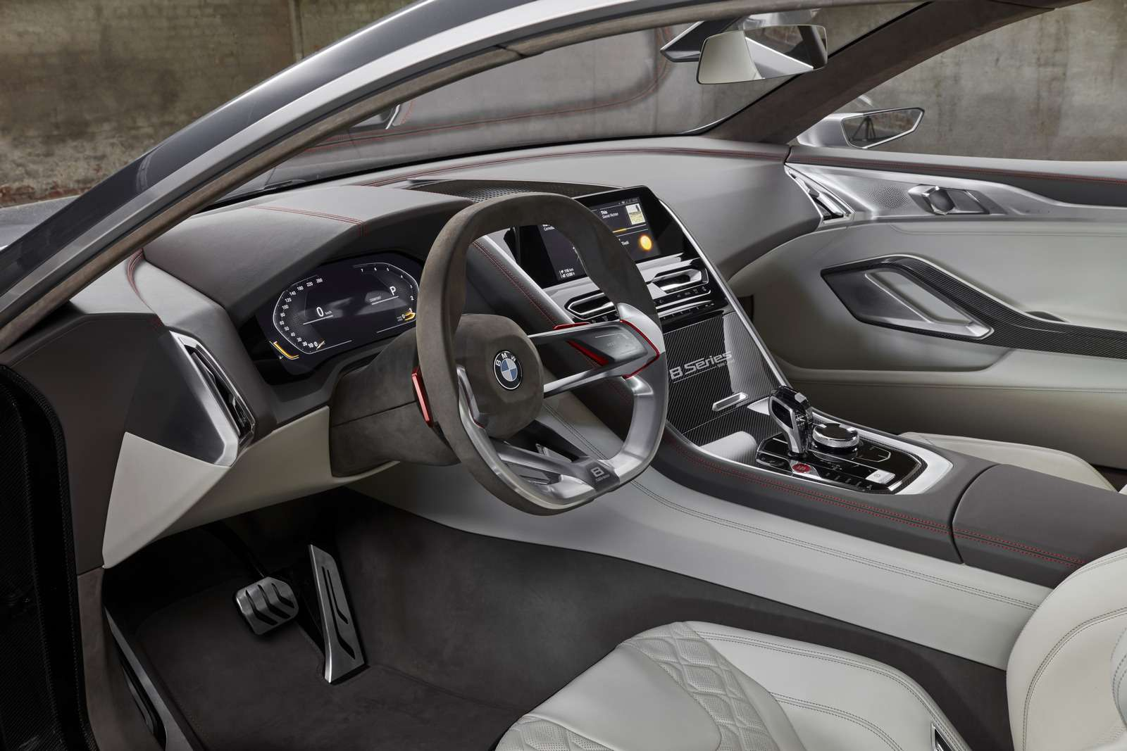 Великолепная «восьмерка»: новое купе BMW— теперь скристаллами!— фото 756652