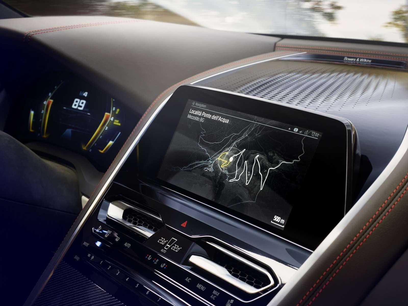 Великолепная «восьмерка»: новое купе BMW— теперь скристаллами!— фото 756661