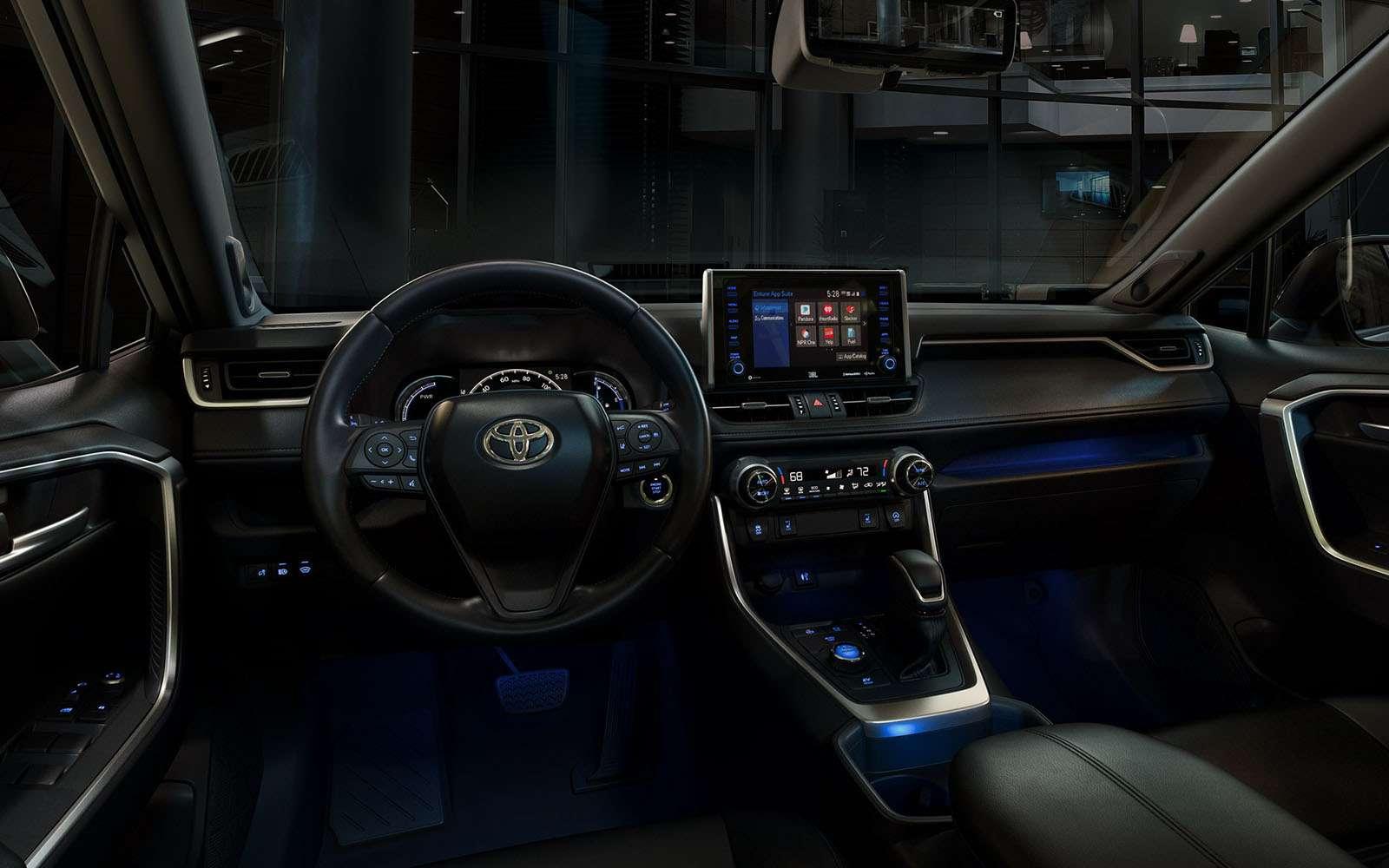 Новая Toyota RAV4: больше никакого унисекса!— фото 857658