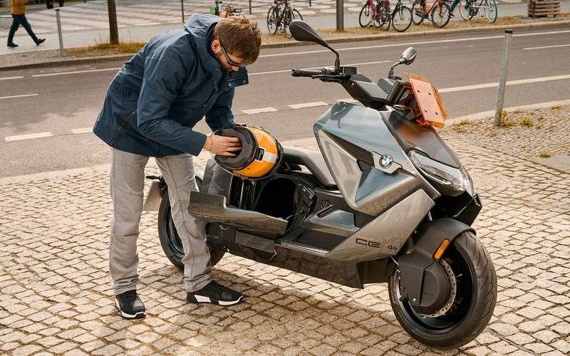 BMWпоцене Лады— пока ввиде скутера