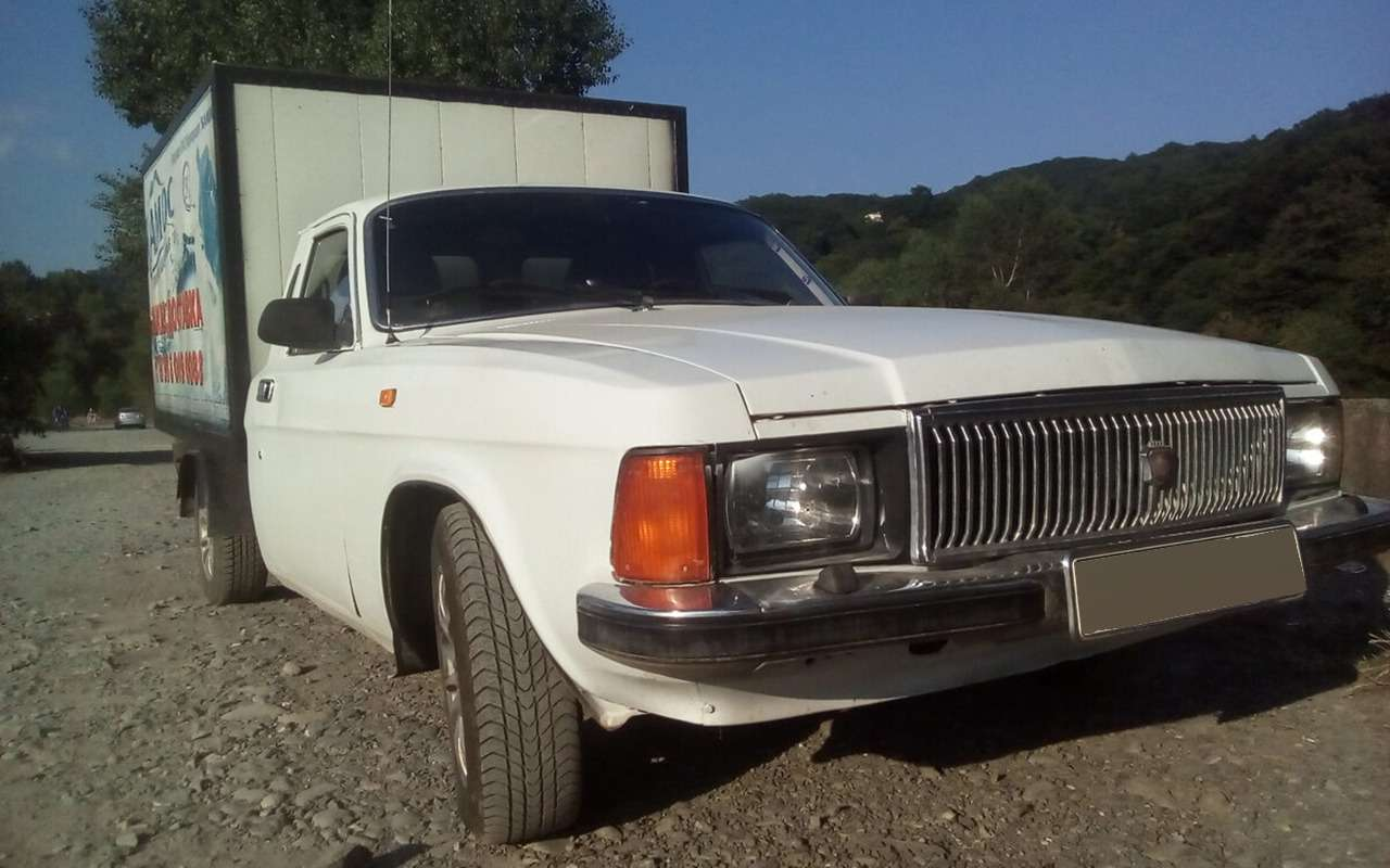12версий ГАЗ-3102, которых выникогда не видели— фото 1007764