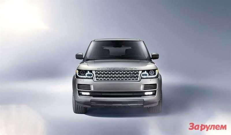 AllNew Range Rover