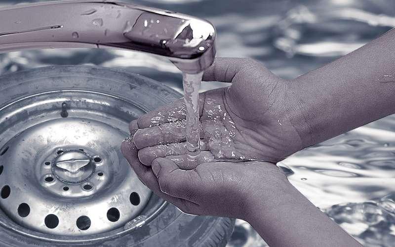 Вода против автомобиля. 8задачек ЗР