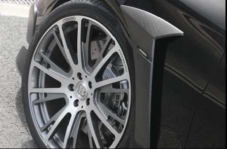 Новый Mercedes-Benz S-класс Pullman будет выпускать Brabus