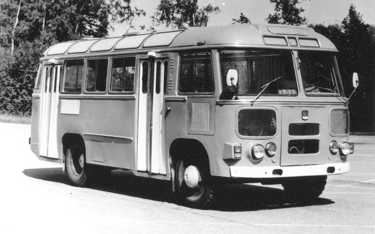 16самых популярных автобусов СССР: вывсе вспомните?— фото 990838