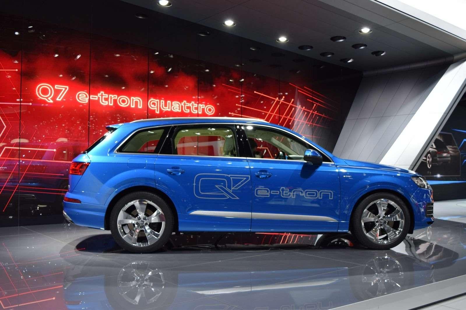 Новый Audi Q7будет стоить вРоссии от3,63млн рублей— фото 369183