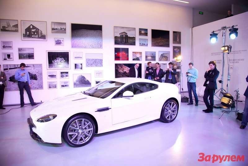 Aston Martin V8Vantage S