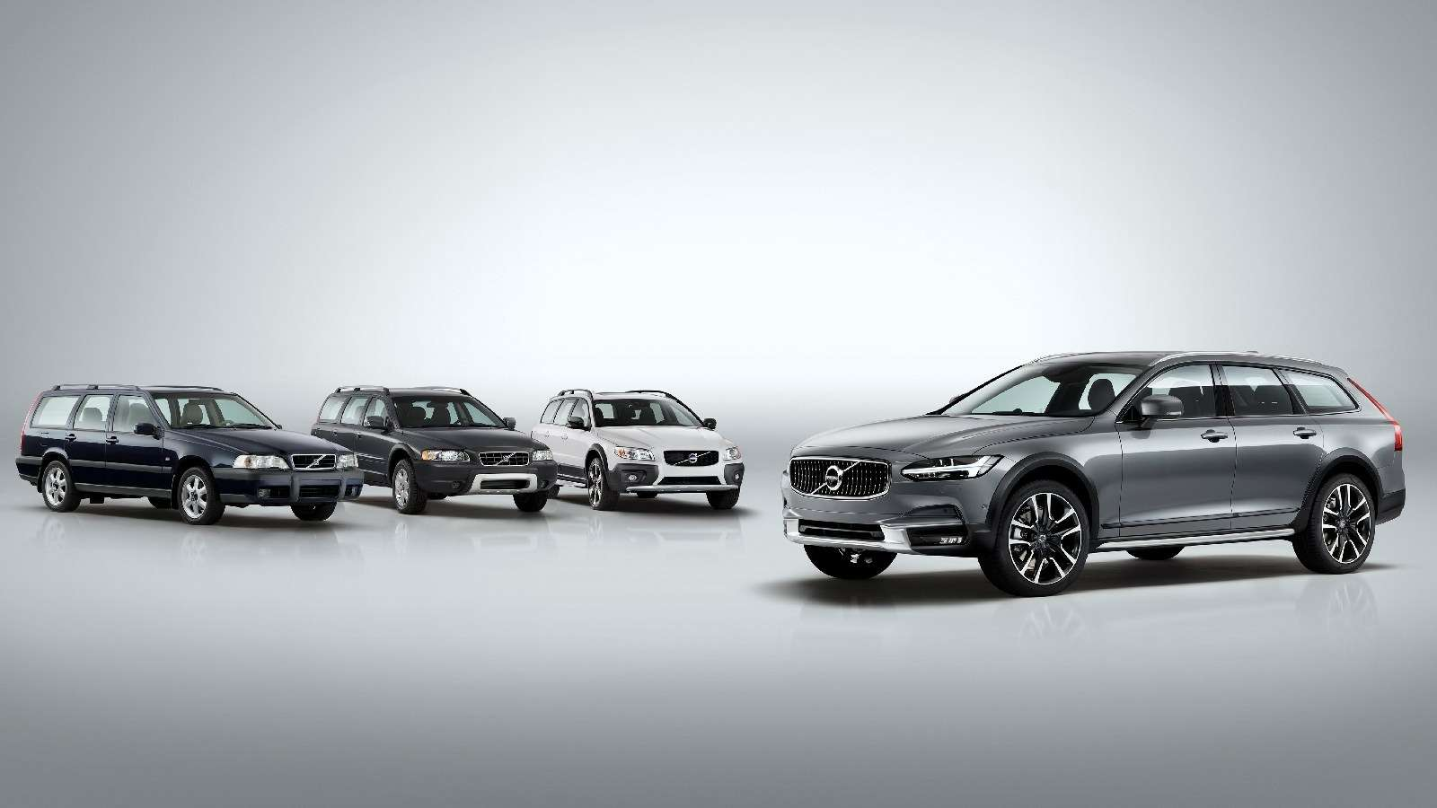 Такой «сарай» нам нужен: Volvo V90 Cross Country представлен официально— фото 635269