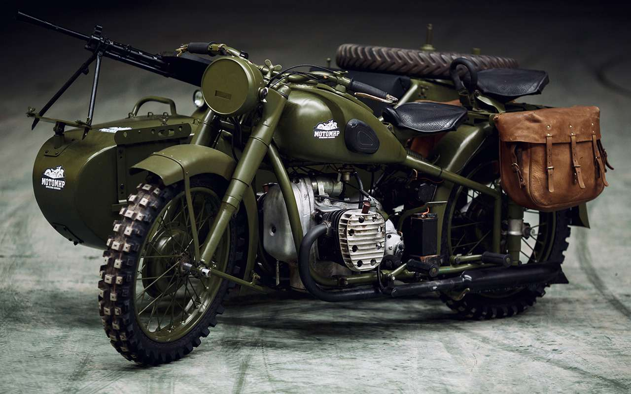 Лучший советский мотоцикл— неужели копия BMW?— фото 904556
