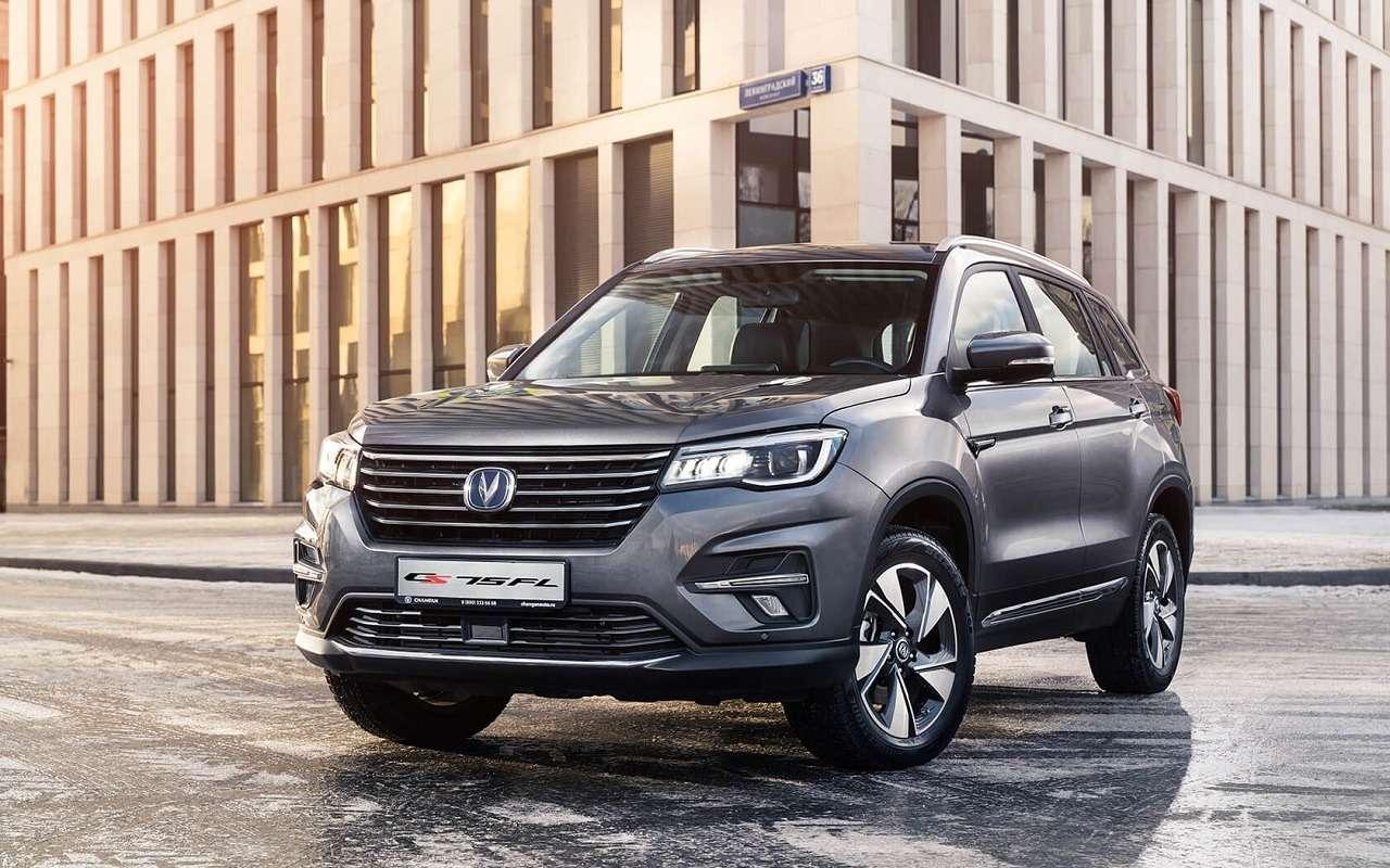 Китайское авто через 3-5лет— сколько потеряет вцене?— фото 1265356