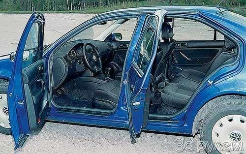 Opel Astra, Volkswagen Bora, Skoda Octavia, Mitsubishi Carisma, Renault Megane, Ford Focus. УЖЕ ПРЕСТИЖНО, ЕЩЕ ДОСТУПНО— фото 24607