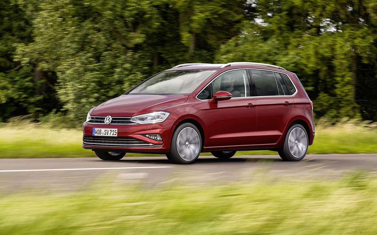 10отличных моделей Volkswagen, которые нельзя купить вРоссии— фото 884710