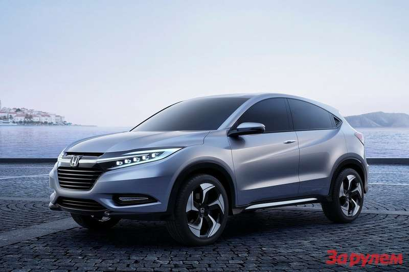 Honda Urban SUV Concept 2013 1600x1200 wallpaper 01