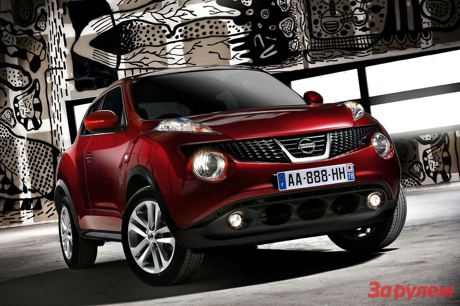 Nissan Juke 2011 1600x1200 wallpaper 01