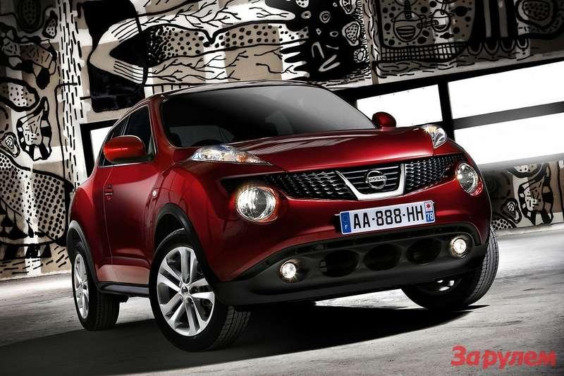 Nissan Juke 2011 1600x1200 wallpaper 01
