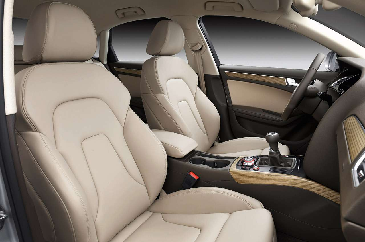 Audi A4/Innenraum
