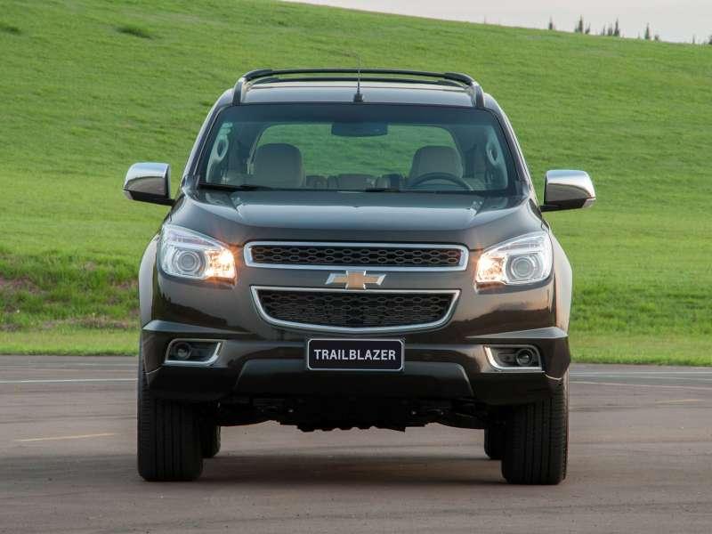 Chevrolet Trailblazer LTZ com motor de3.6 litros agasolina