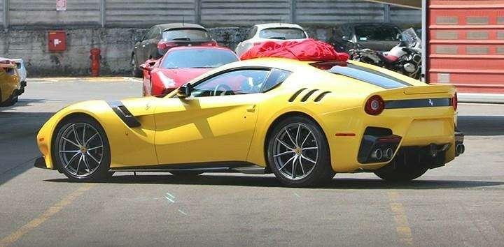 Ferrari F12GTO