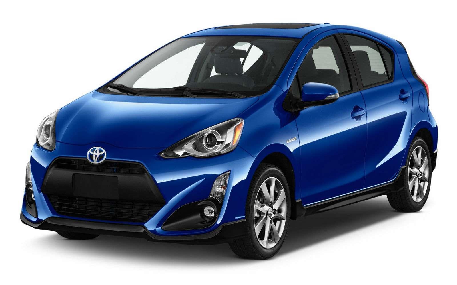 Спасти рядового Приуса: Toyota обновила младшую гибридную модель— фото 691769