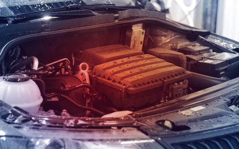 Дизель отводит тепло лучше бензинового мотора. Интересно, вчем причина?