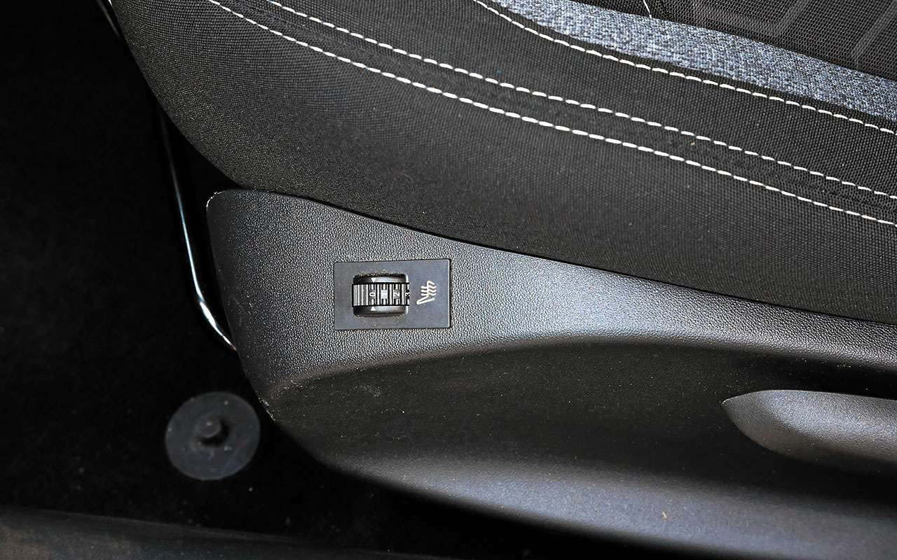 Новые кроссоверы: Citroen C3Aircross сотоварищи— фото 870452