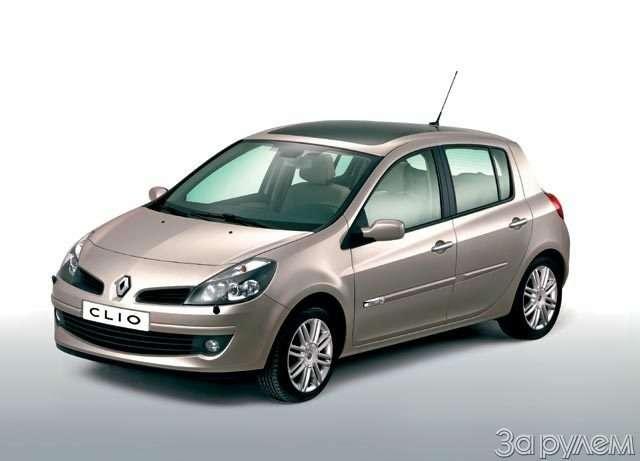 Renault Clio III. Муза электроники— фото 59804