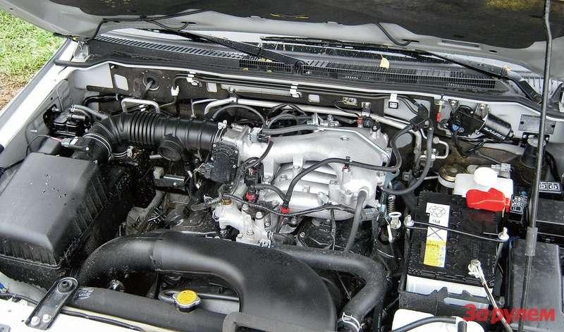 Mitsubishi Pajero 3.0