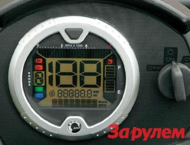 BRPCan-Am Outlander MAX XT800LTD