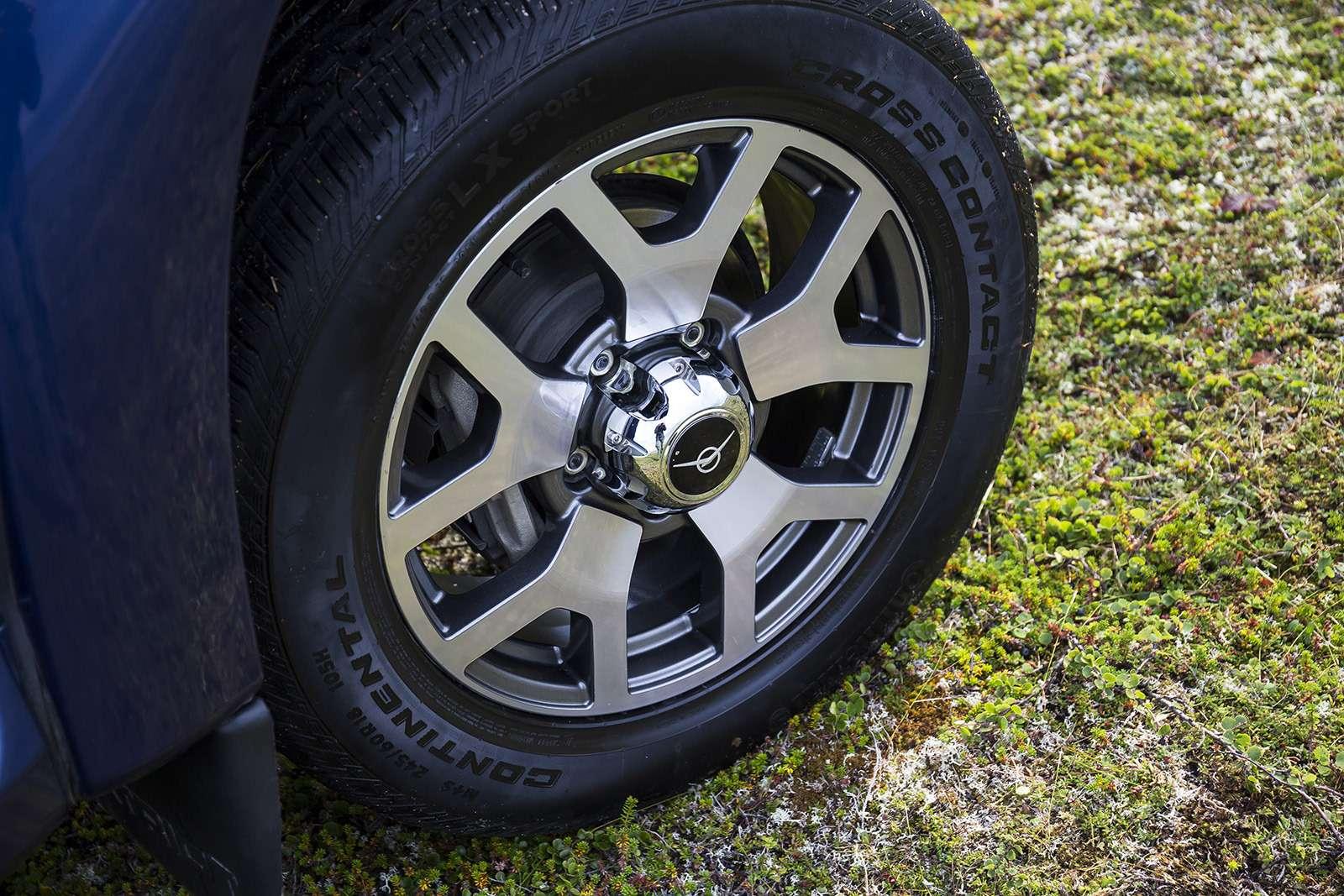 Обновленный УАЗ Патриот: ставка накомфорт— фото 906856