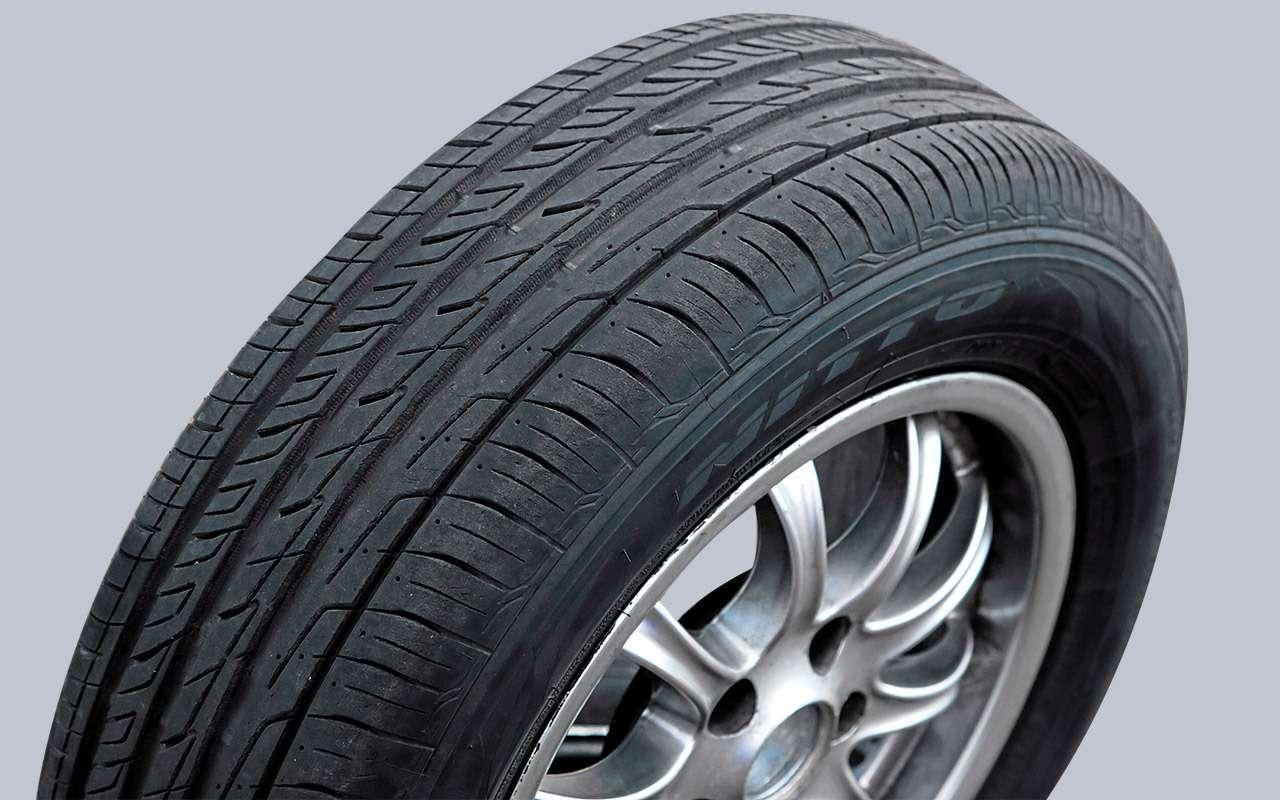 Летние шины 195/65R15— большой тест— фото 858111