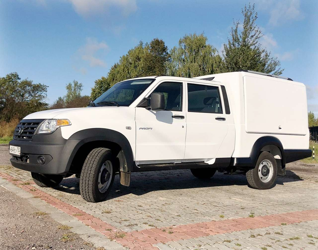 Новые варианты УАЗ Профи— служебный, специальный, автодом!— фото 1236910