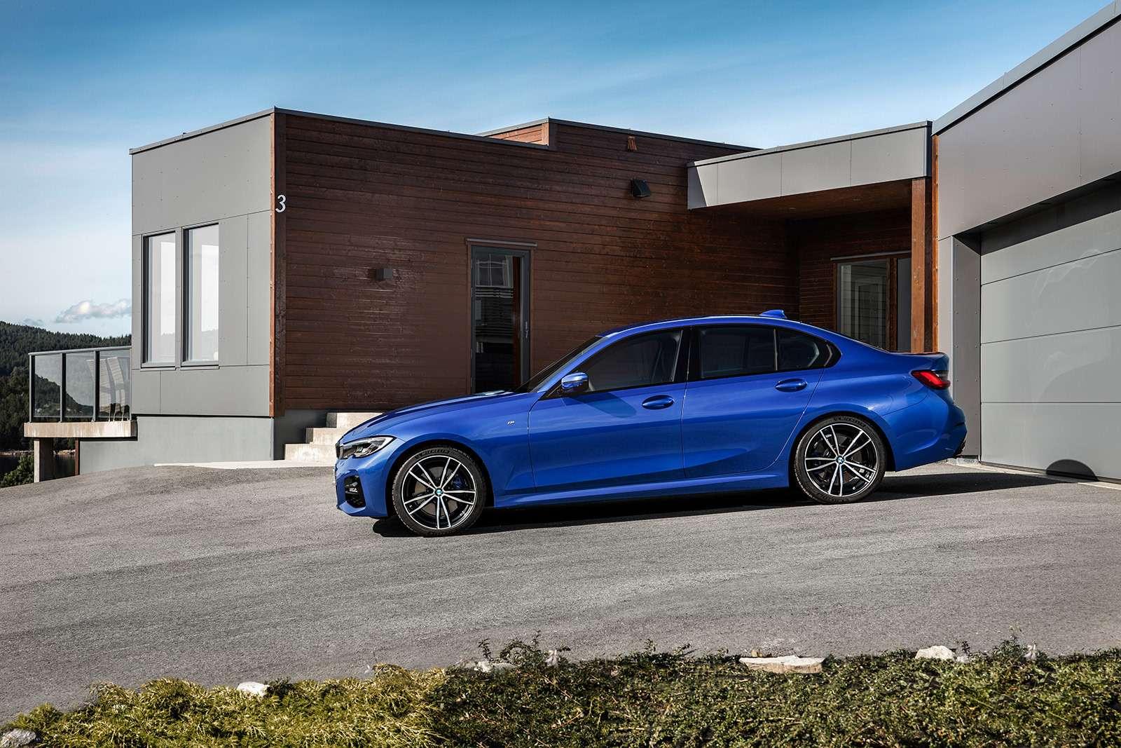 Новая 3-я серия BMW: мызнаем все ороссийской версии— фото 910320