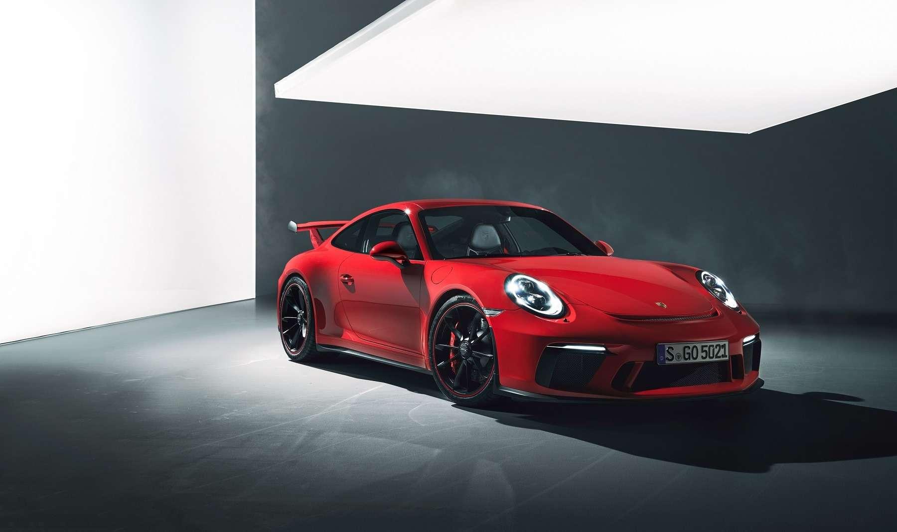 Вернуть механику: сюрпризы обновленного Porsche 911GT3— фото 719633
